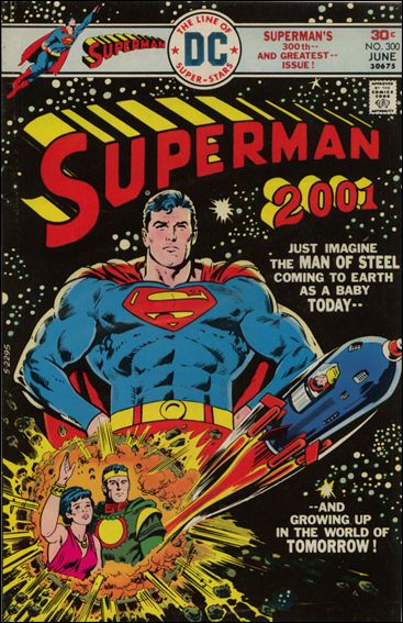 Superman (1939) 300-A by DC