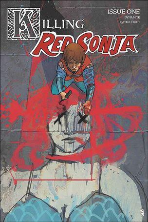 Killing Red Sonja 1-A