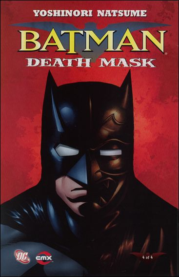 Batman: Death Mask 4-A by CMX