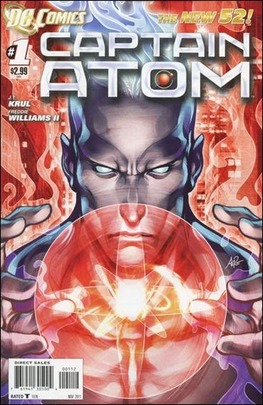 Captain Atom (2011) 1-B by DC