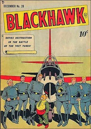 Blackhawk (1944) 28-A