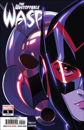 Unstoppable Wasp (2018) 5-A