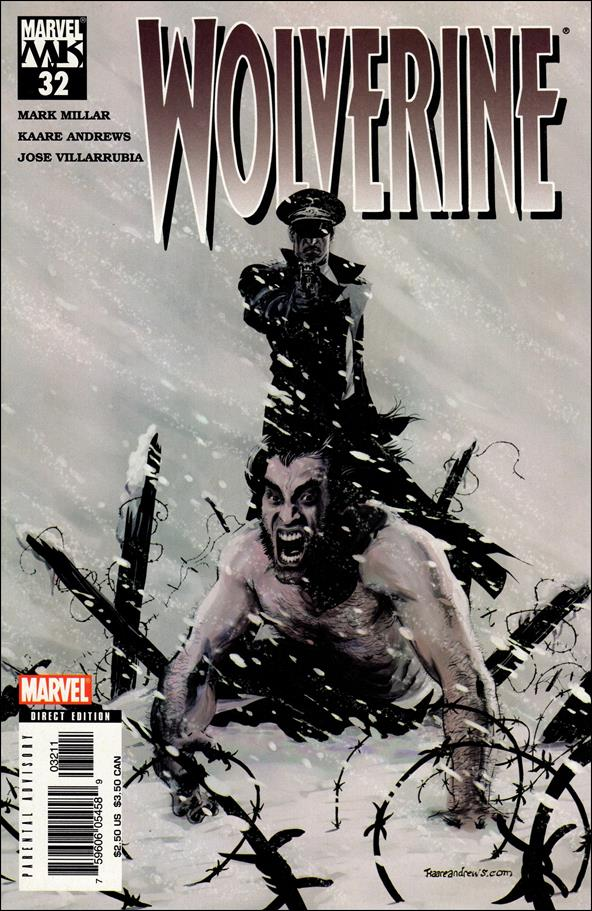 Wolverine (2003)  32-A by Marvel