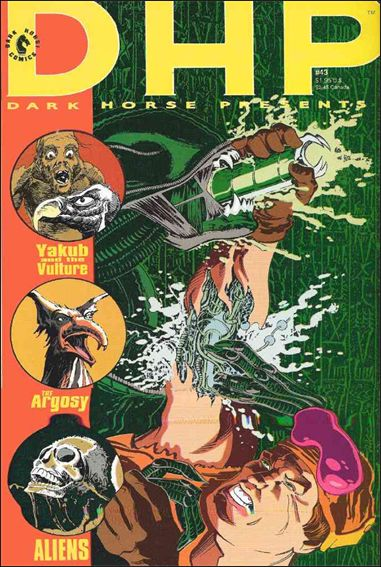 Dark Horse Presents (1986) 43-A by Dark Horse