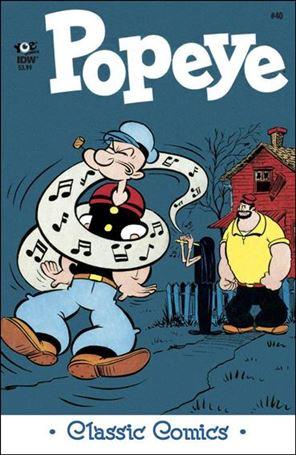 Classic Popeye 40-A
