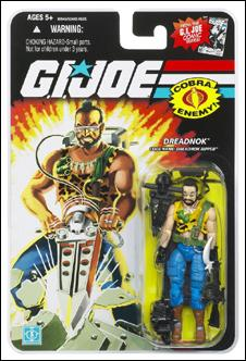 "G.I. Joe 25th Anniversary Basic 3 3/4"" Action Figures Ripper (Dreadnok) by Hasbro"