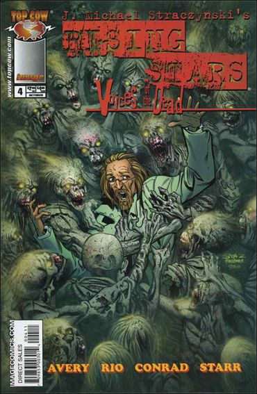 Rising Stars: Voices of the Dead 4-A by Top Cow