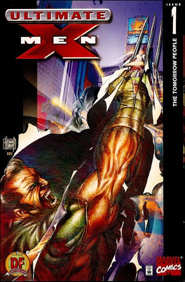 Ultimate X-Men (2000) 1-C by Marvel