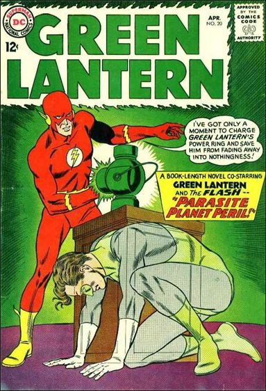 Green Lantern (1960) 20-A by DC