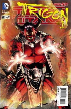 Teen Titans (2011) 23.1-B