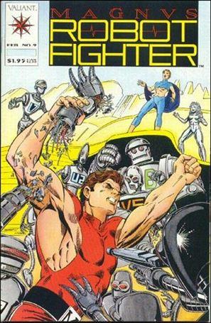 Magnus Robot Fighter (1991) 9-A
