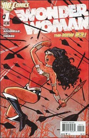 Wonder Woman (2011) 1-B