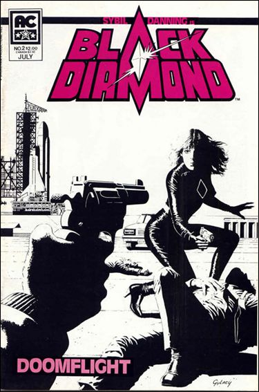 Black Diamond (1983) 2-A by AC