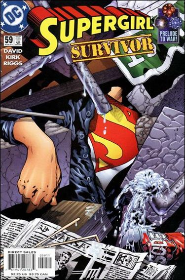 Supergirl (1996) 59-A by DC