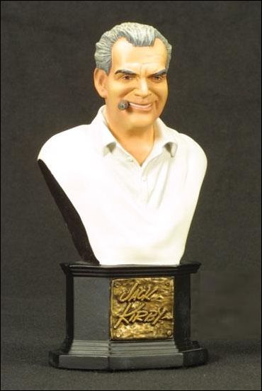 Jack Kirby Mini-Bust 1/1500 by Bowen Designs