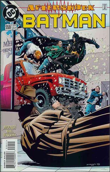 Batman (1940) 559-A by DC