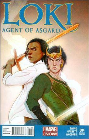 Loki: Agent of Asgard 4-B