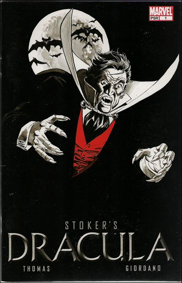 Stoker's Dracula 1-A by Marvel