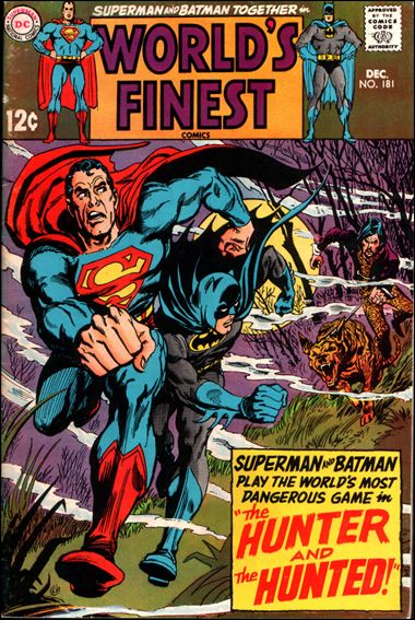 World's Finest Comics 181-A by DC