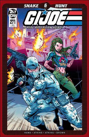 G.I. Joe: A Real American Hero 271-C