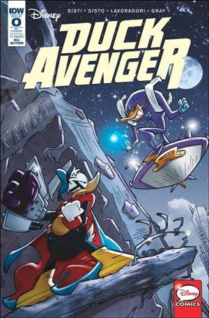Duck Avenger 0-C