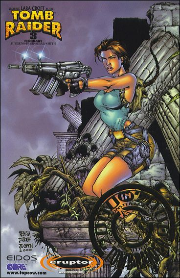 Tomb Raider: The Series 3-B by Top Cow