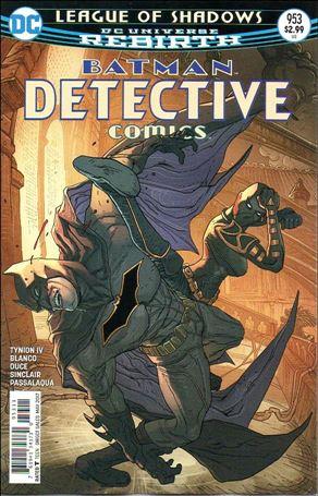 Detective Comics (1937) 953-A
