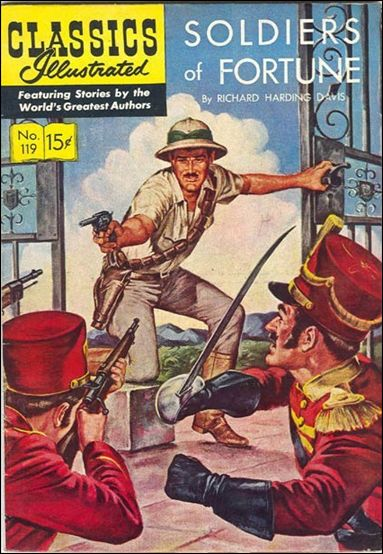 Classic Comics/Classics Illustrated 119-A by Gilberton