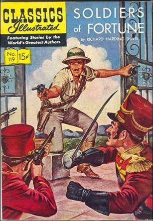 Classic Comics/Classics Illustrated 119-A