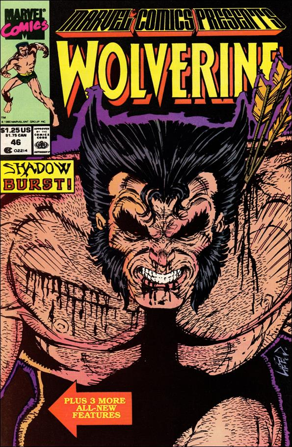 Marvel Comics Presents (1988) 46-A by Marvel