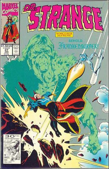 Doctor Strange, Sorcerer Supreme 37-A by Marvel
