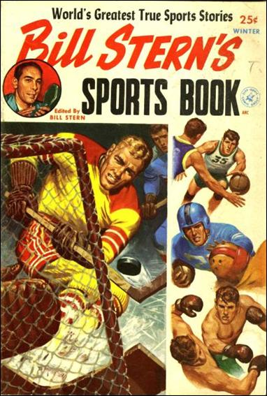 Bill Stern's Sports Book 3-A by Ziff-Davis