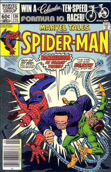 Marvel Tales (1966) 136-A by Marvel