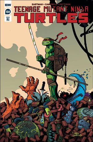 Teenage Mutant Ninja Turtles (2011) 104-C