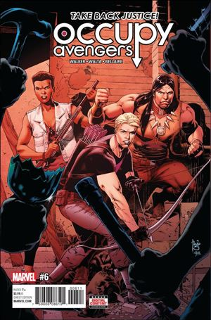Occupy Avengers 6-A