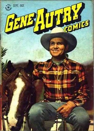 Gene Autry Comics (1946) 9-A
