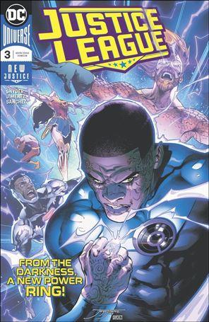 Justice League (2018) 3-A