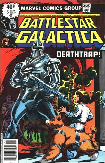 Battlestar Galactica (1979) 3-A by Marvel