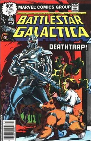 Battlestar Galactica (1979) 3-A