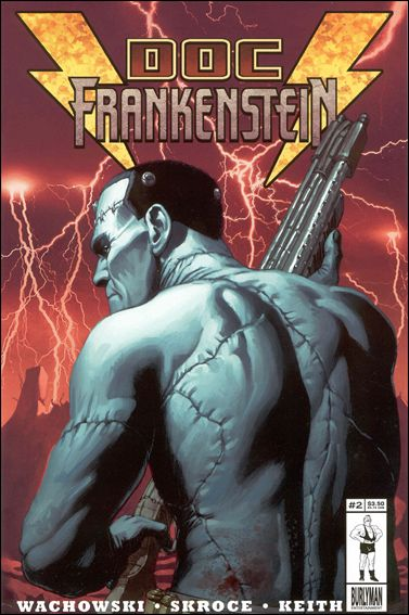 Doc Frankenstein 2-A by Burlyman Entertainment