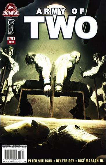 Army of Two 3-A by IDW
