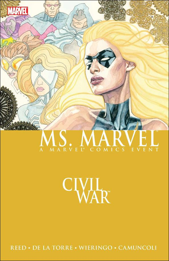 Ms. Marvel (2007) 2-A by Marvel
