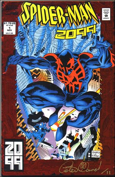 Spider-Man 2099 (1992) 1-E by Marvel