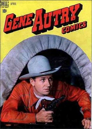 Gene Autry Comics (1946) 14-A