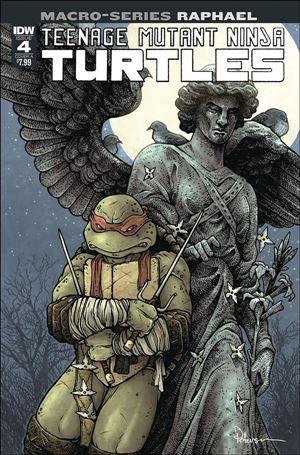 Teenage Mutant Ninja Turtles Macro-Series 4-A
