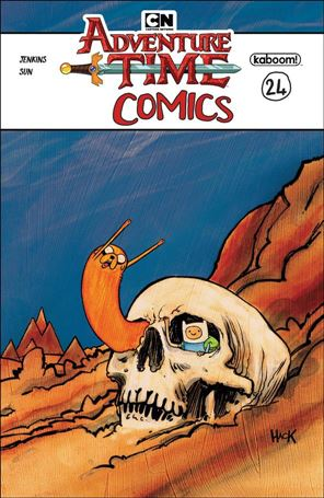 Adventure Time Comics 24-B