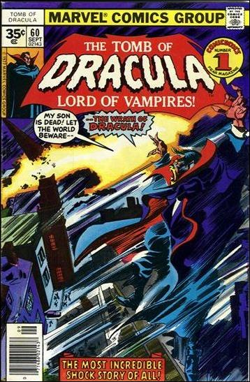 Tomb of Dracula (1972) 60-B by Marvel