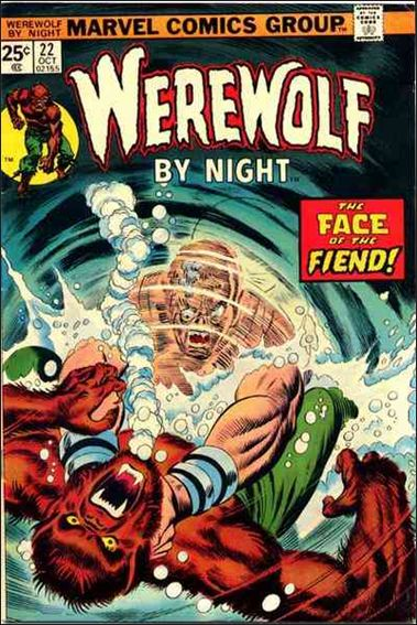 Werewolf by Night (1972) 22-A by Marvel