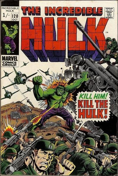 Incredible Hulk (1968) 120-B by Marvel
