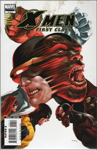 X-Men: First Class (2006) 6-A by Marvel